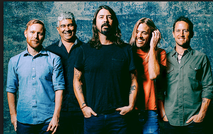 Foo Fighters & Love