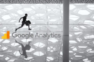 Google Analytics admin has gone