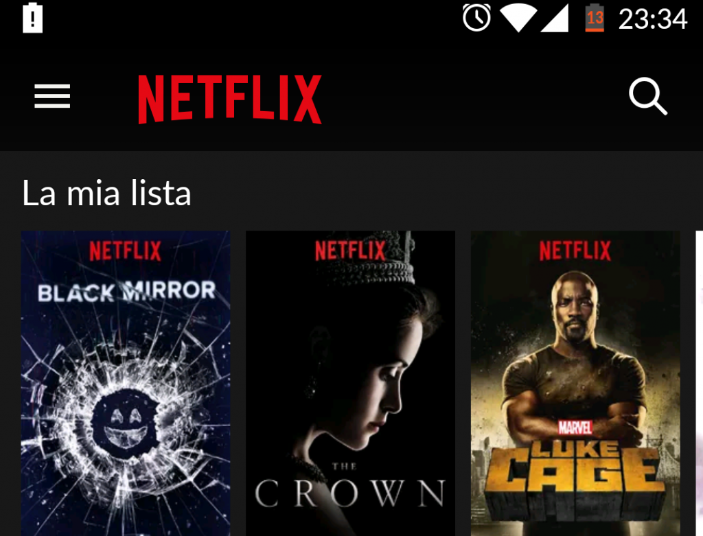 Netflix App 6